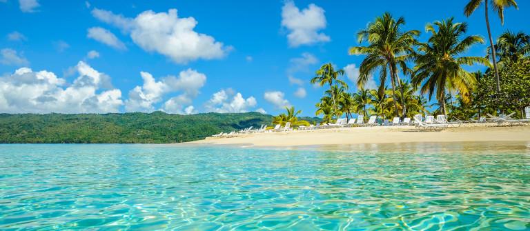 Dominican Republic, Samana Beach, Beach, Exoticism iStock_000011487535_Large-2