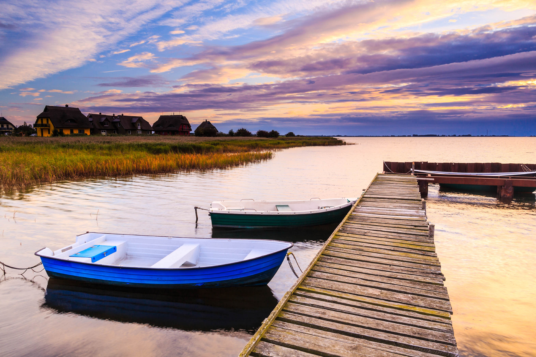 Rügen Tipps Boote Ostsee