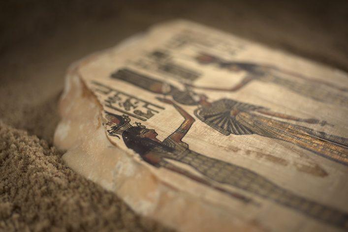Pyramiden von Gizeh, Bau, Forschung