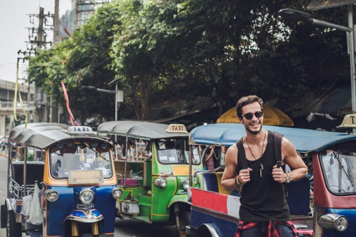 Backpacking in Thailand, Tipps