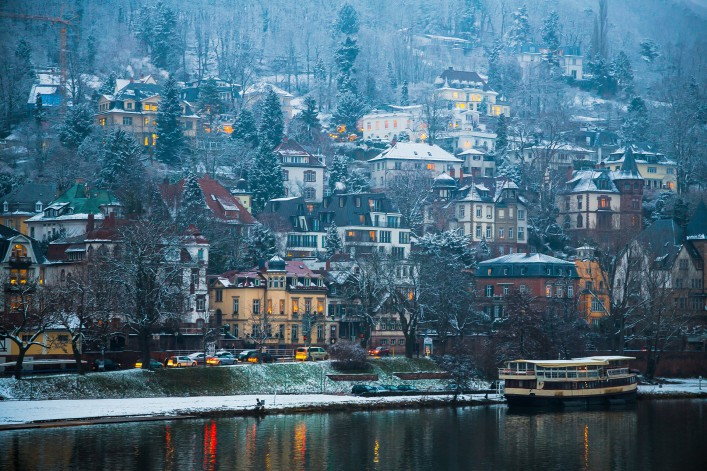 Heidelberg Tipps zur Weihnachtszeit