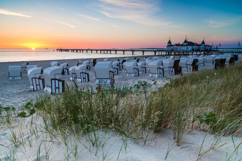 Rügen Tipps Strandkorb Ostsee