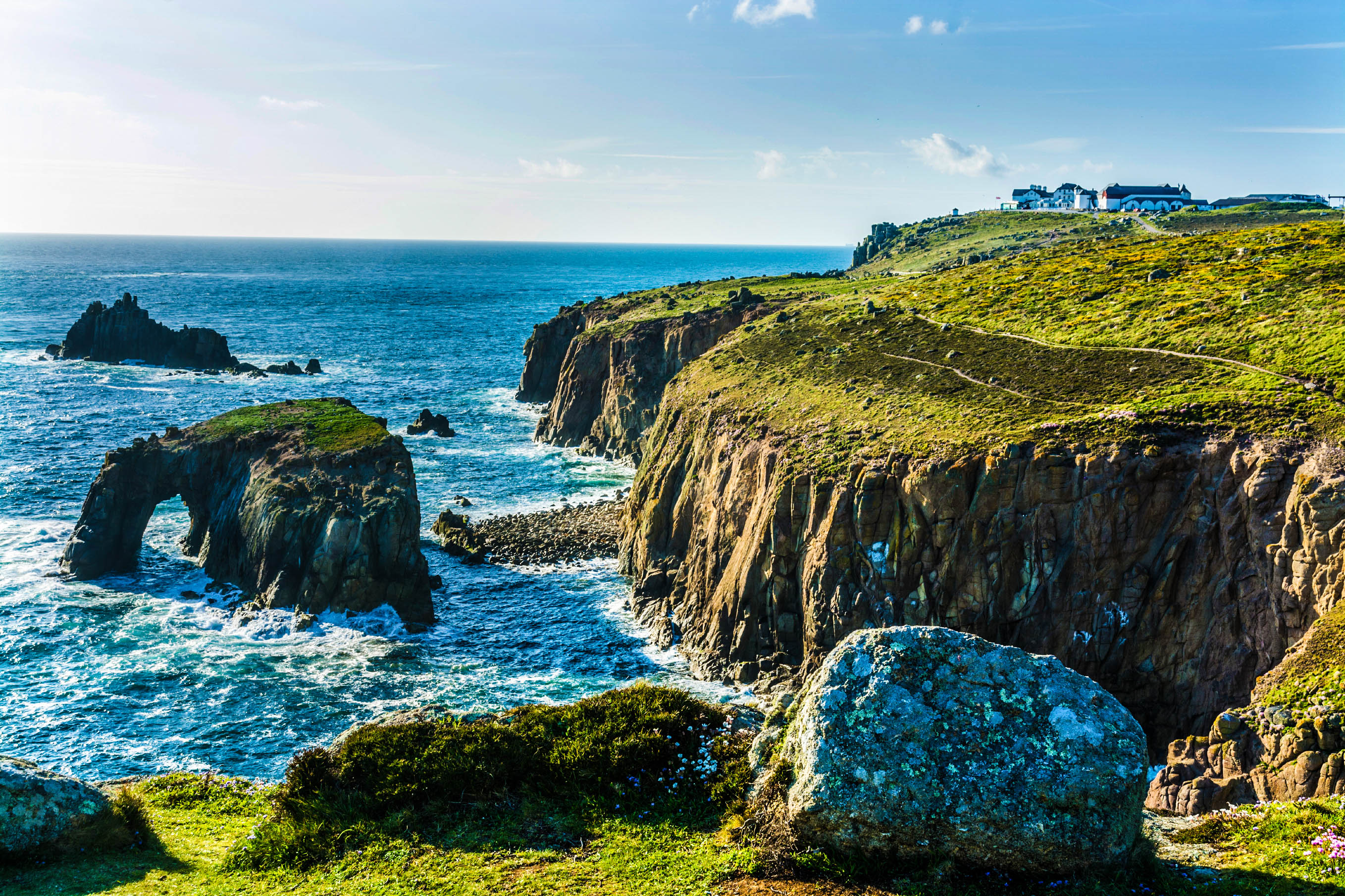 Hotels In Lands End Cornwall Uk