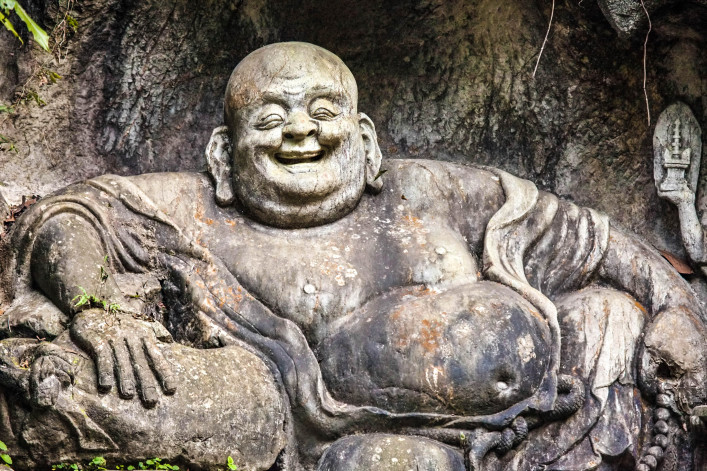 Laughing Budda