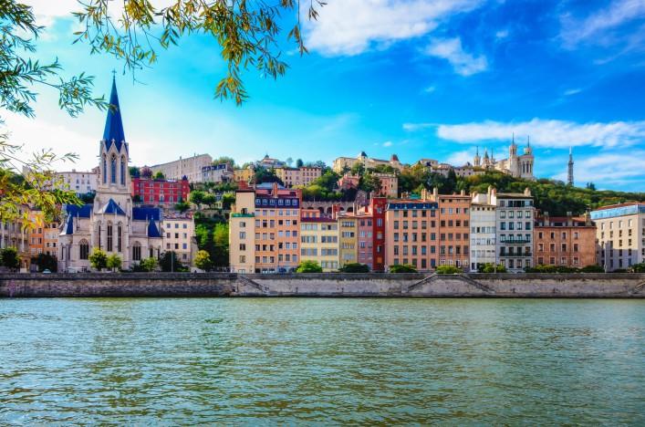 Frankreich Lyon