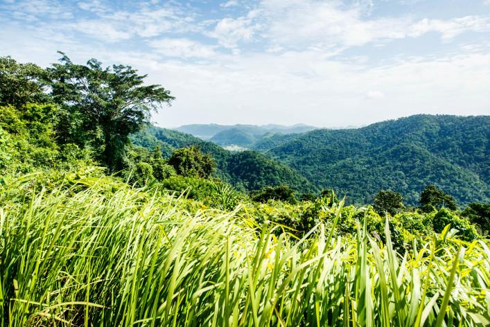 Markung Panorama im Khao Yai Nationalpark Thailand iStock_000049811192_Large-2