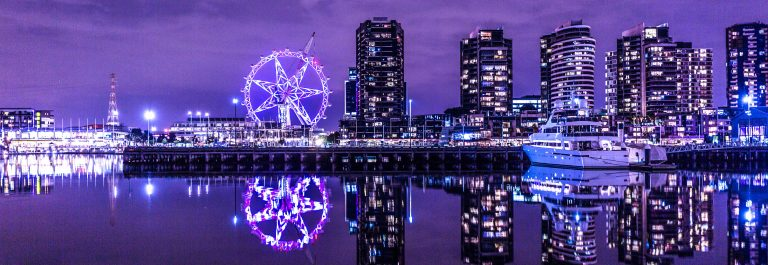 Melbourne Star Reflection iStock_000069200419_Large-2