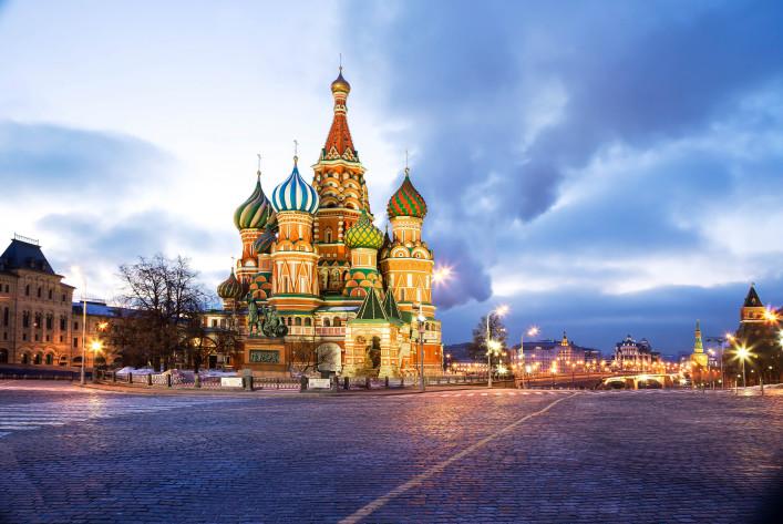 Basilius. Kathedrale Moskau