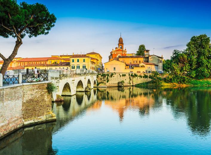 San Marino Italien Rimini