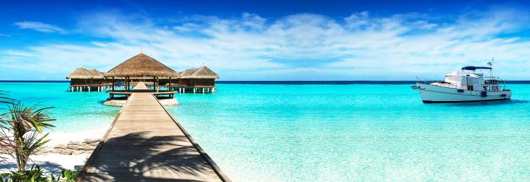 Dream trip to the Maldives