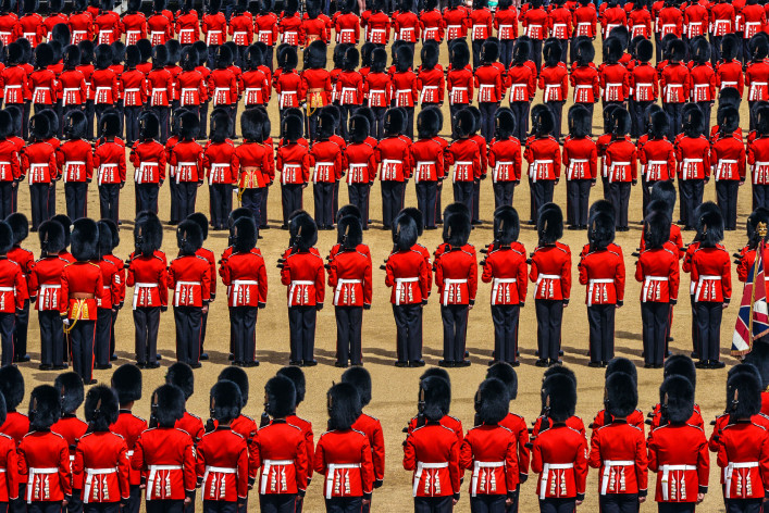 Royal Guards in London iStock_000025044540_Large-2