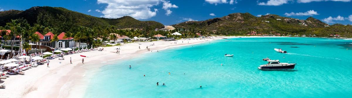 Französische Karibikinseln St. Barth
