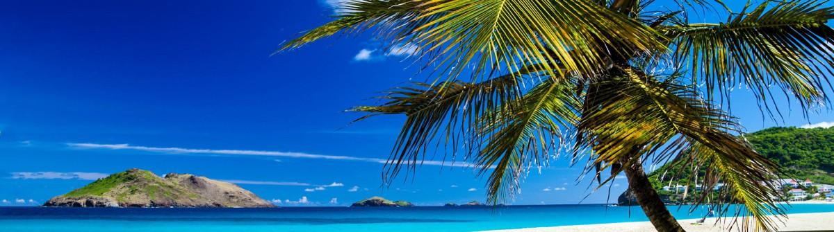 Französische Karibikinseln Traumstrände
