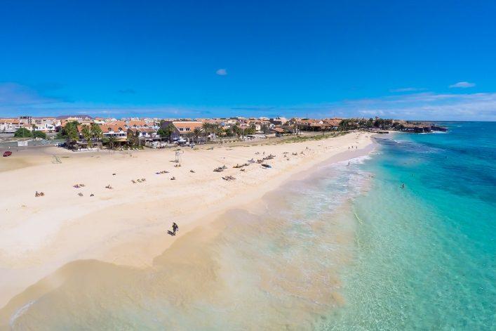 santa maria beach cap verde shutterstock_243610591