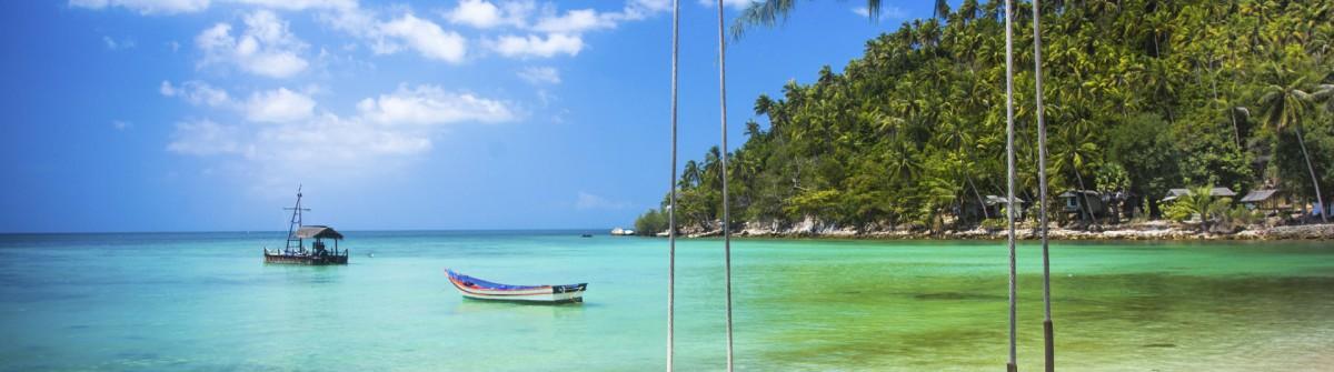 Inseln in Thailand Ko Lanta