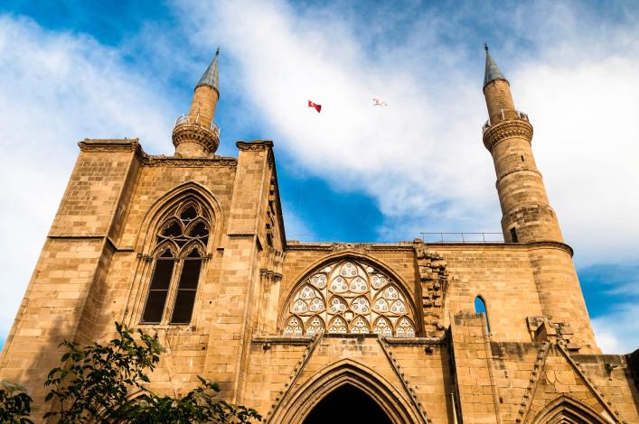 Zypern Tipps Selimiye Moschee