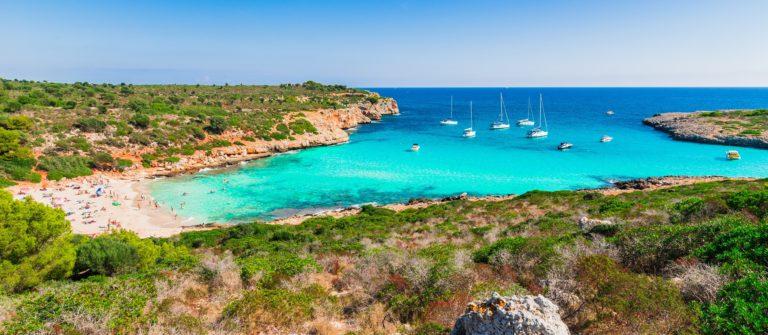Spain Mallorca_Beach of Cala Varques_shutterstock_530491360