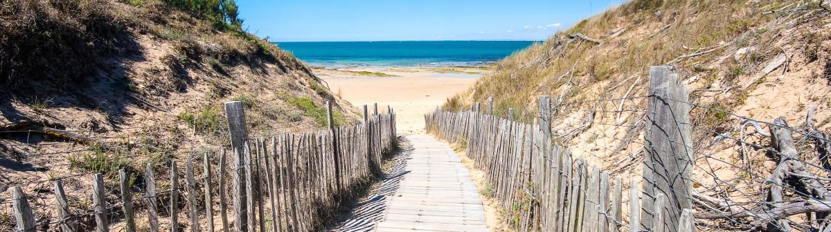 Strandpromenade Île de Ré Frankreich France iStock_000017498648_Large-2