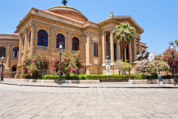 Palermo Tpps Italien Sizilien