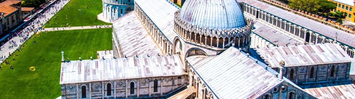 The Duomo of Pisa, Italy iStock_000087348553_Large-3