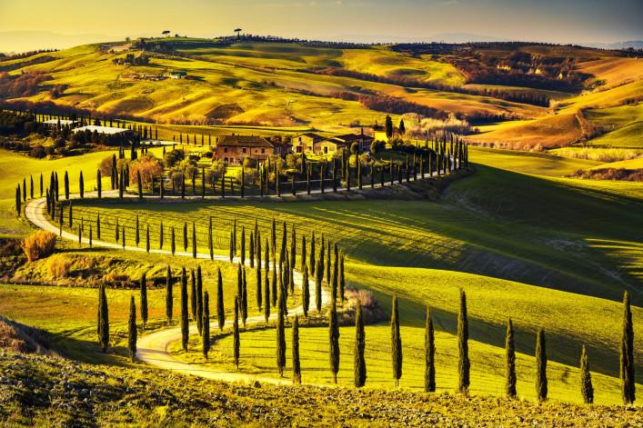 Toskana, Sonnenuntergang – Entdeckt die wundervolle Umgebung von Pisa