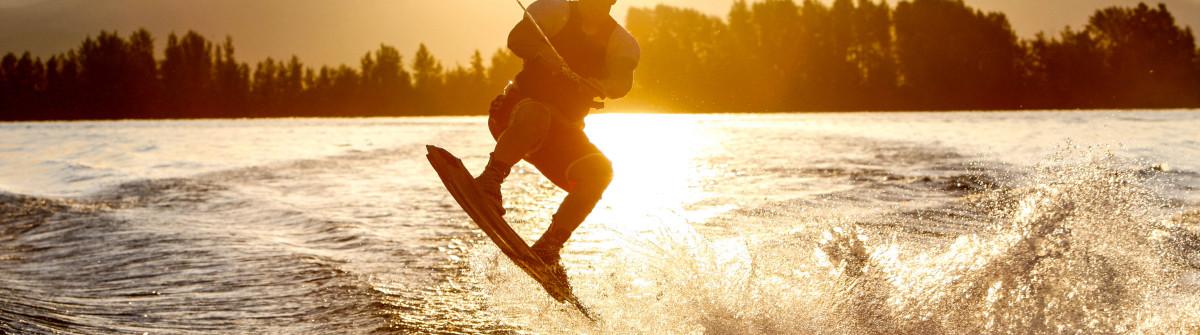 wakeboarder at sunrise iStock_000003979264_Large-2