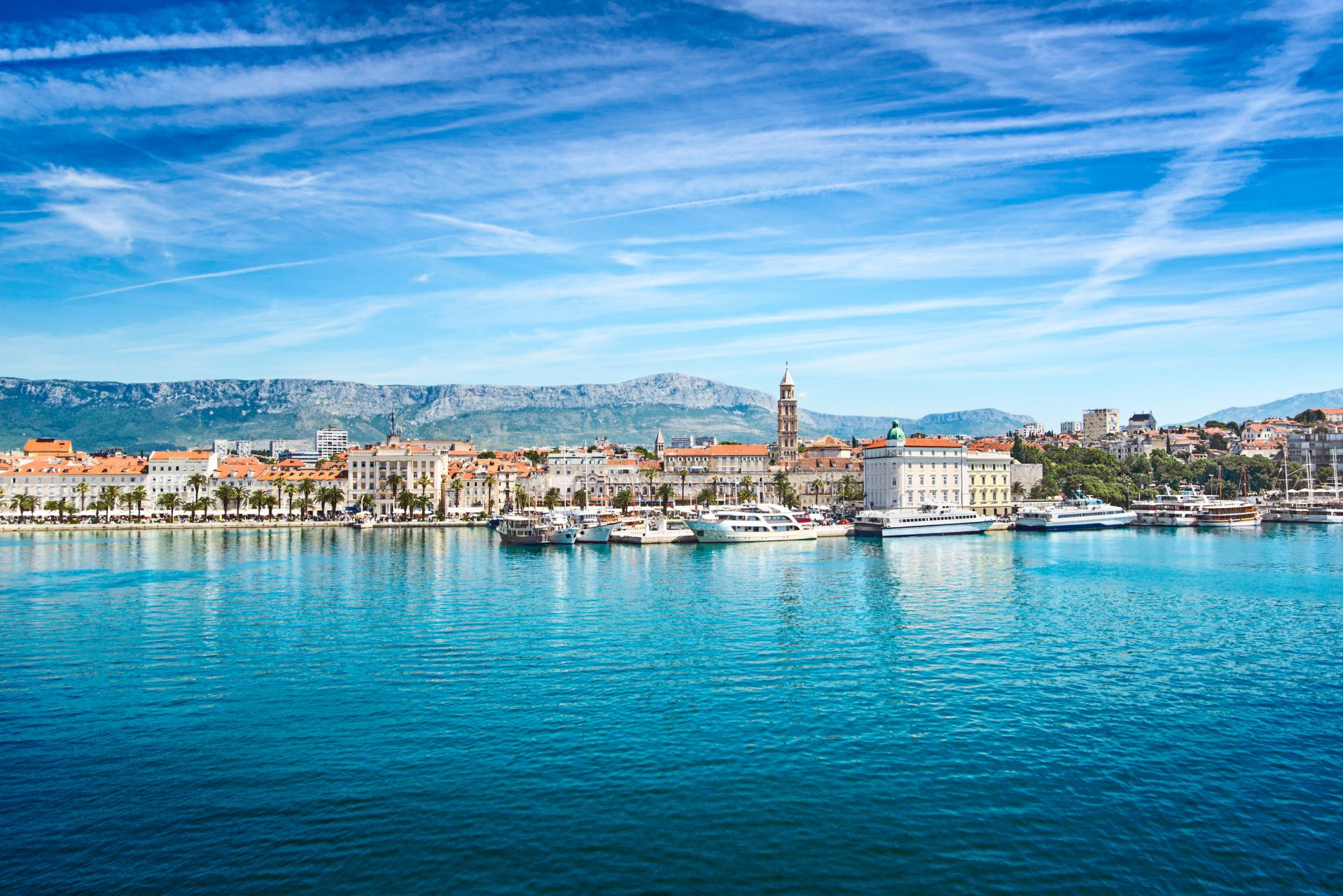 Split in Kroatien ist immer eine Reise wert