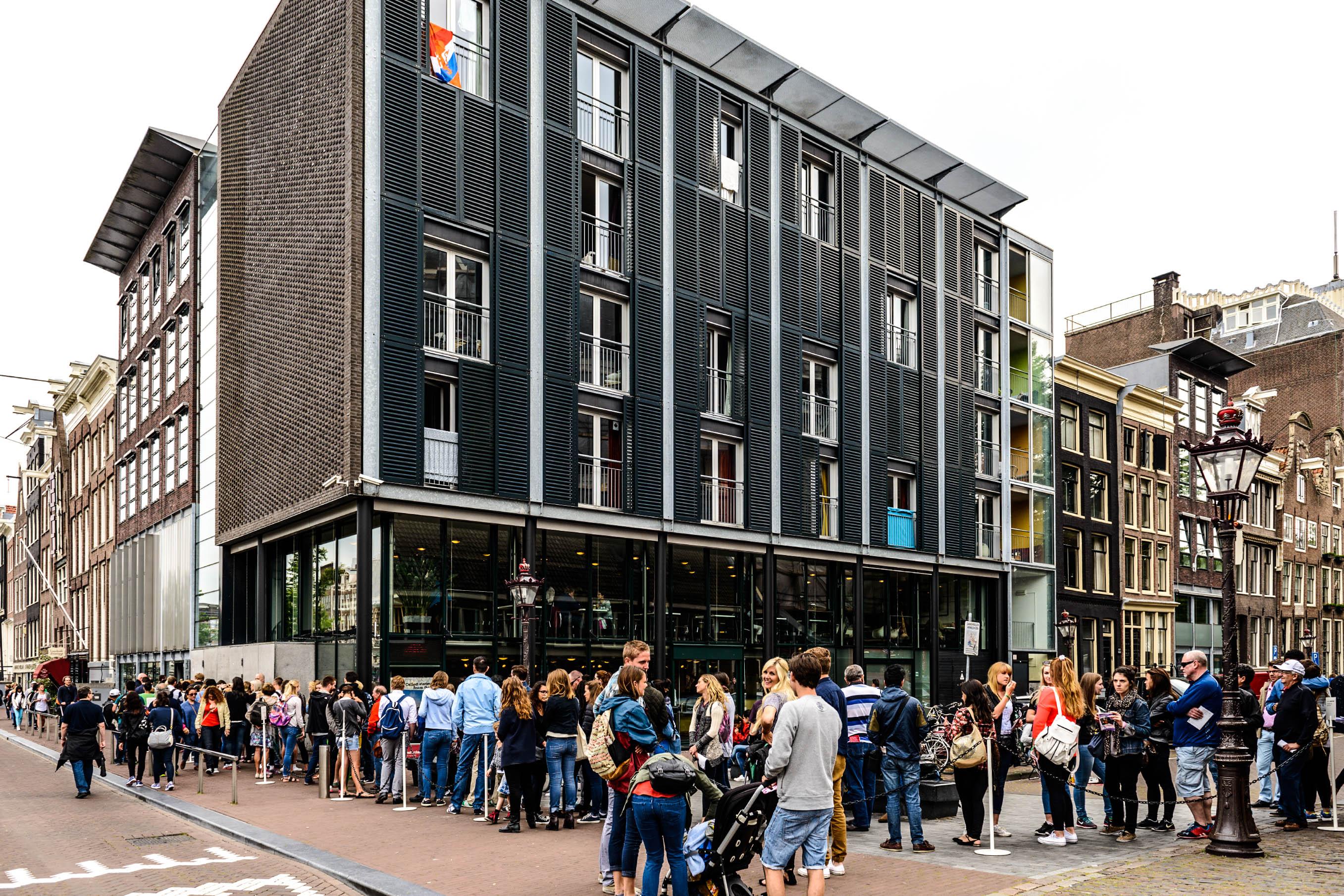 Citaten Van Anne Frank : Sehenswürdigkeiten amsterdam