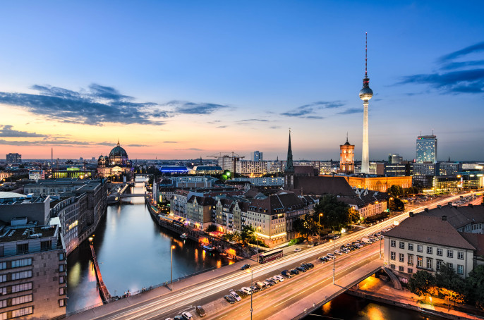 Berlin Germany Shutterstock 161067611