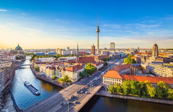 Städtetrip nach Berlin - Deals über Fronleichnam