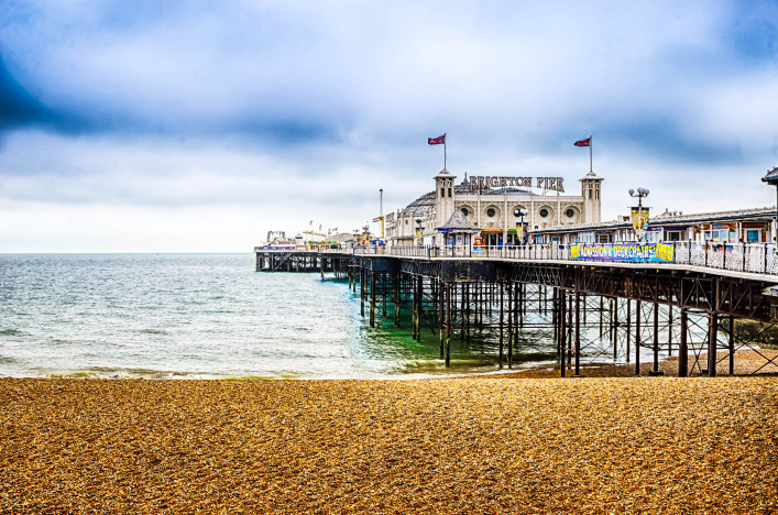 Brighton Pier, UK in Autumn shutterstock_154671683-2