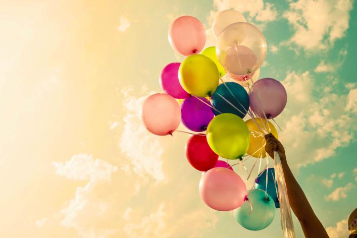 Haldern Pop Festival Ballons