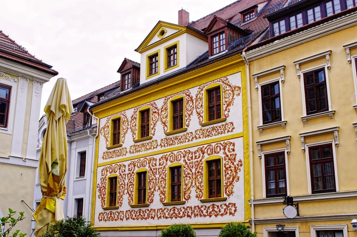Colorful house facade shutterstock_187364282