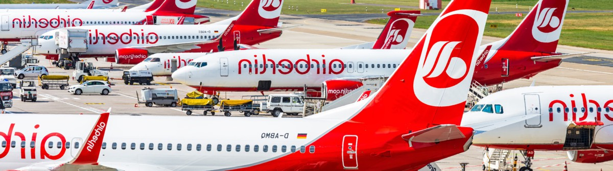 Air Berlin Airplanes