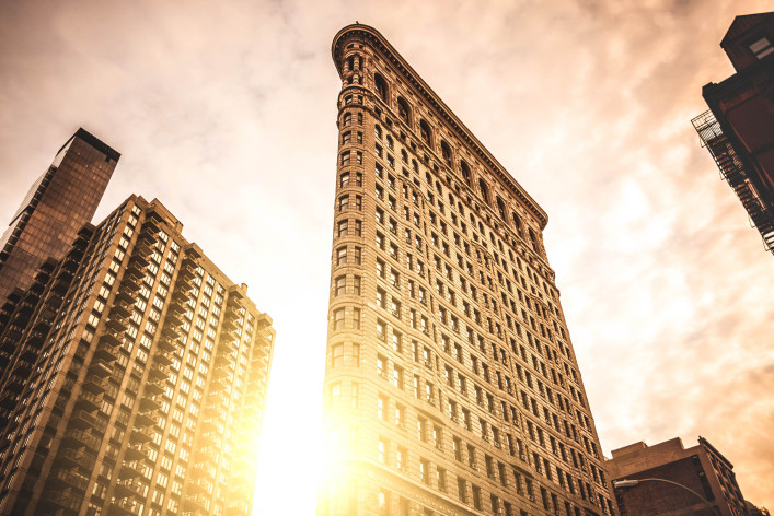 Flatiron building in new york city iStock_000036100182_Large-2