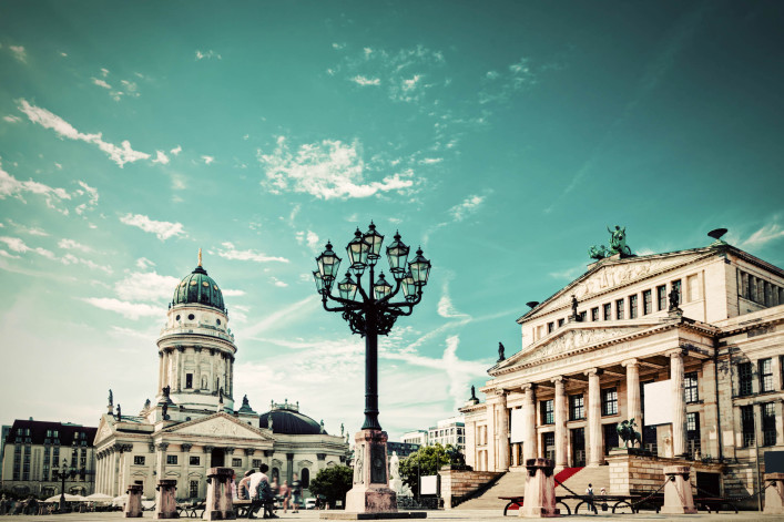 Gendarmenmarkt in Berlin, Germany