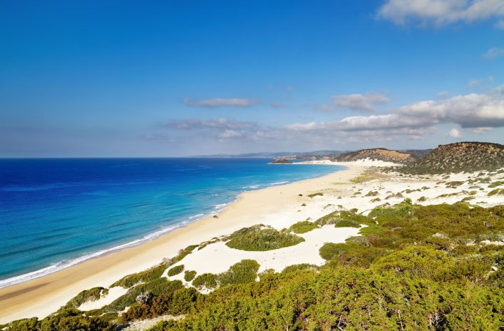 Golden Beach, Karpas Peninsula, North Cyprus