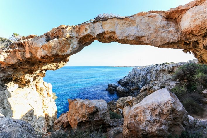 Cape Greco – Sea Caves, Cyprus