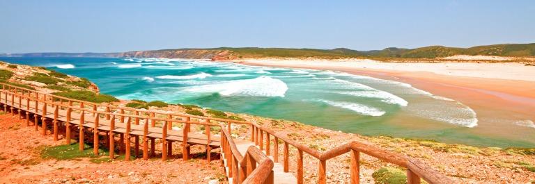 Algarve Portugal Surfstrand