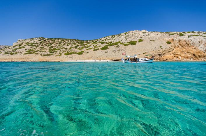 Koutsomytis island beach near Astypalaia island greece shutterstock_414786814-2