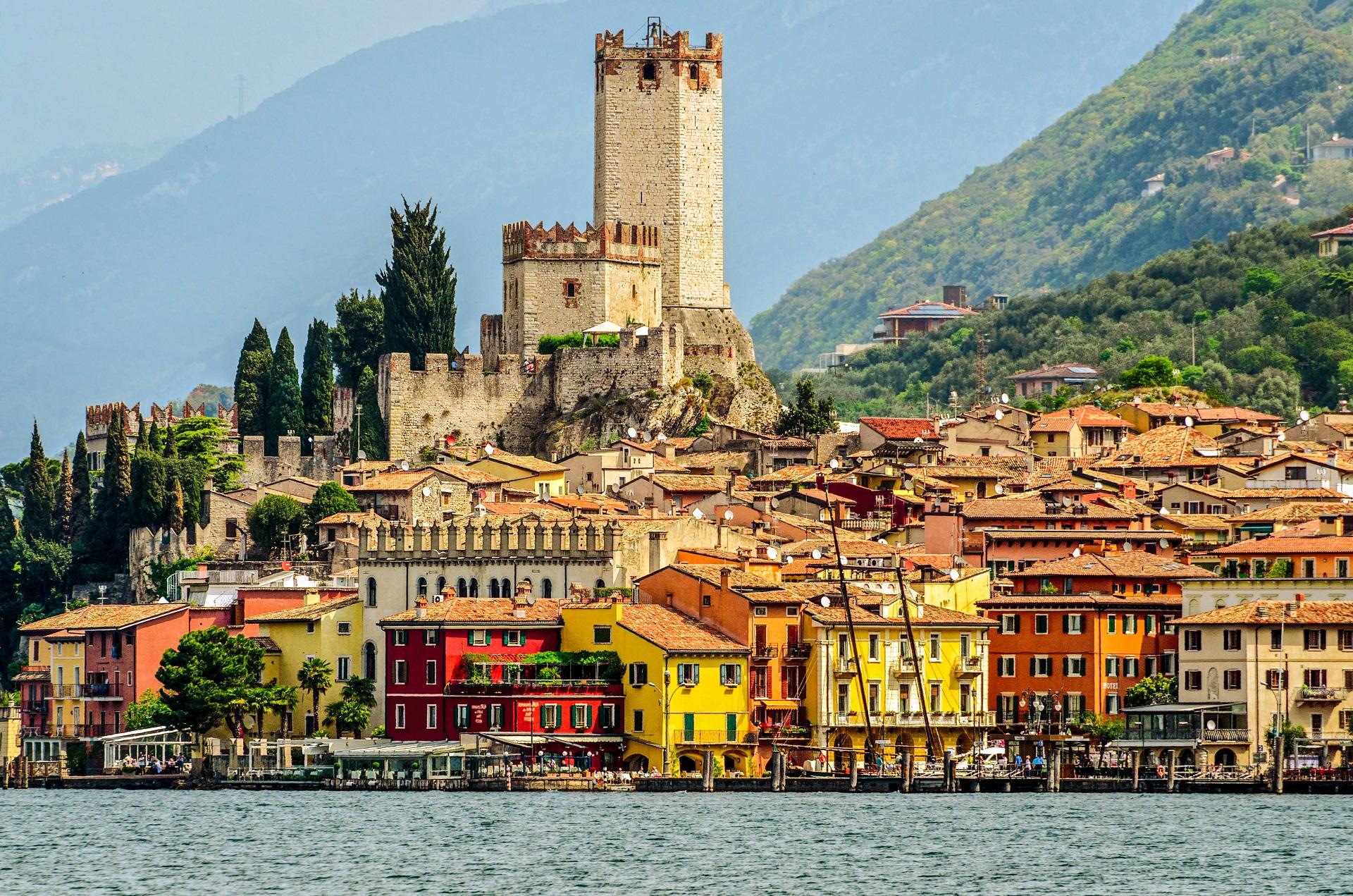 Hotel San Marco Garda Italy