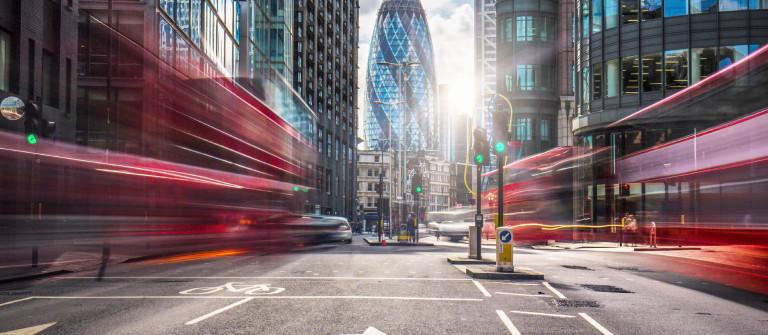 Stadtspaziergang London