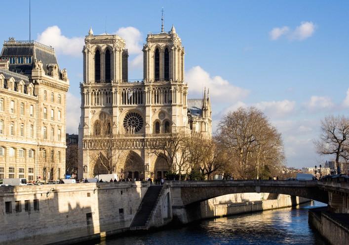 Notre-Dame cathedral – Paris, France