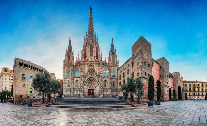 Sehenswürdigkeiten in Barcelona La Catedral