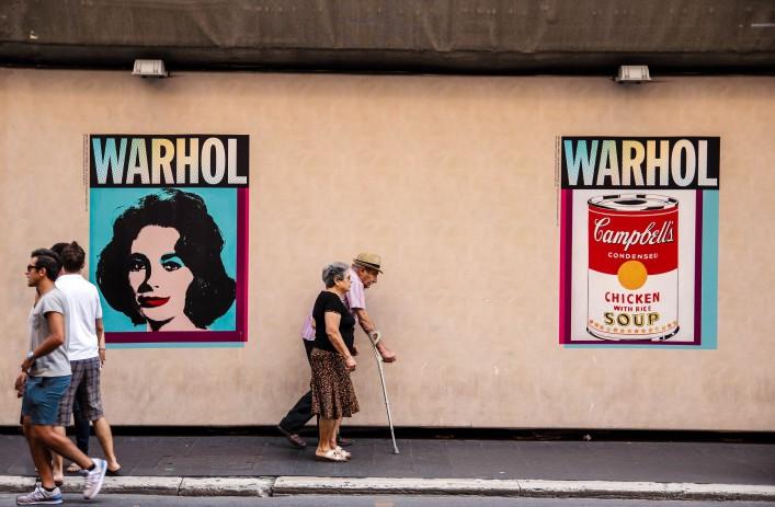 Moco Museum Amsterdam Warhol
