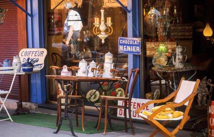 Paris Tipps Shopping in Paris, Flohmarkt