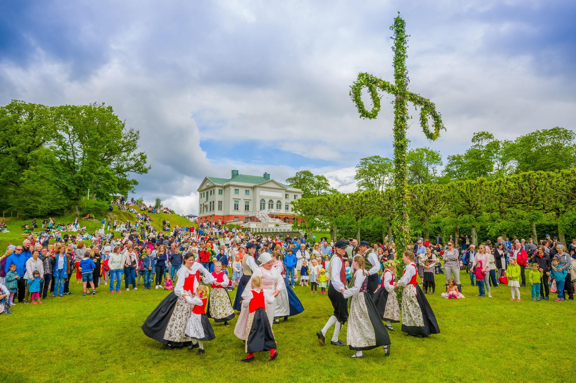 midsommarfest 2017 so feiern die schweden urlaubsgurude