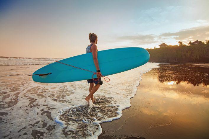 Surfen in Europa