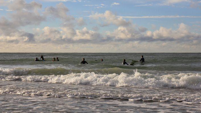 Surfen in Europa, Dänemark