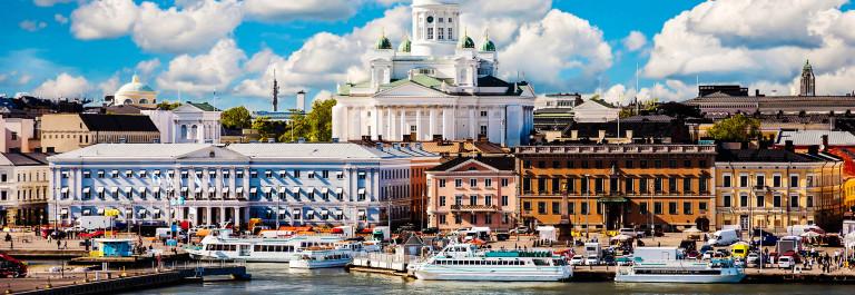 Sommer von Helsinki, Finnland iStock_000024367312_Large-2